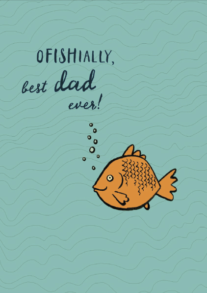 Father's Day Card -